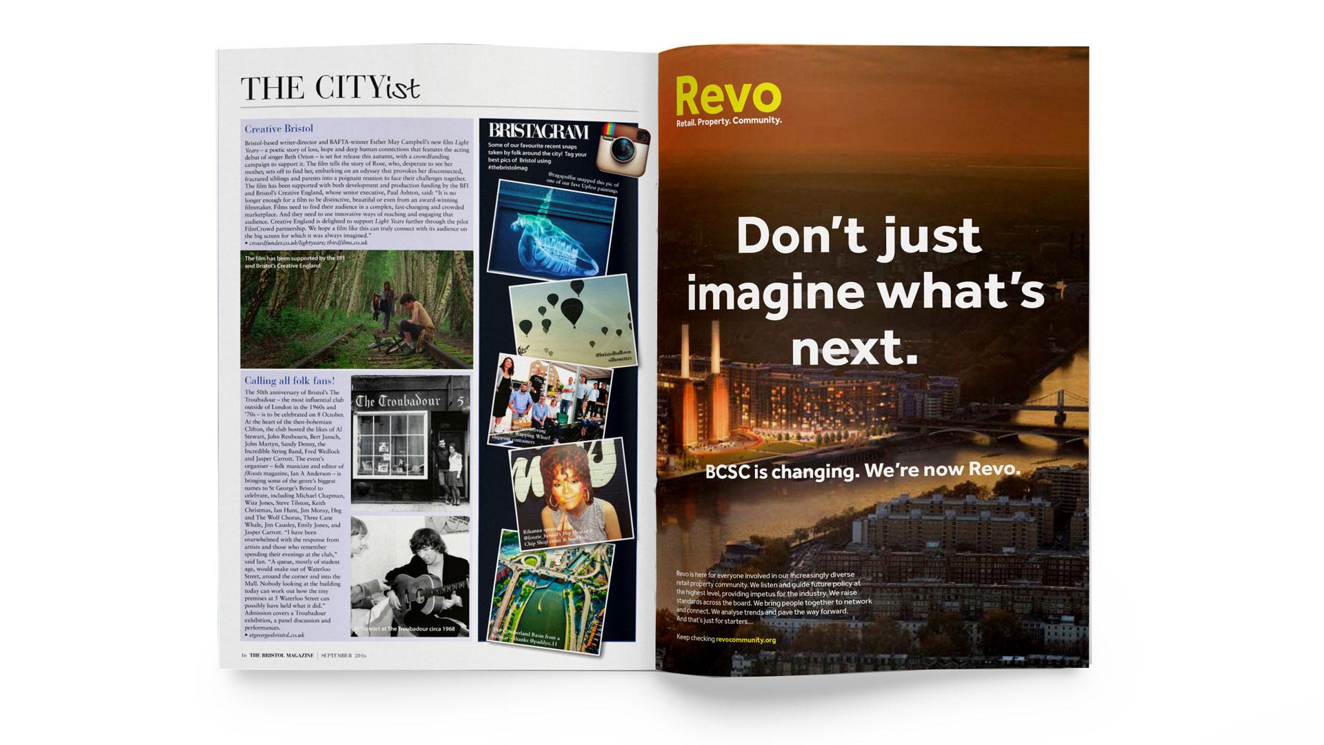 Plum Brands Revo Portfolio